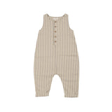 Rylee + Cru Sleeveless Jumpsuit - Stripe (LAST ONE - 4/5 YEARS)