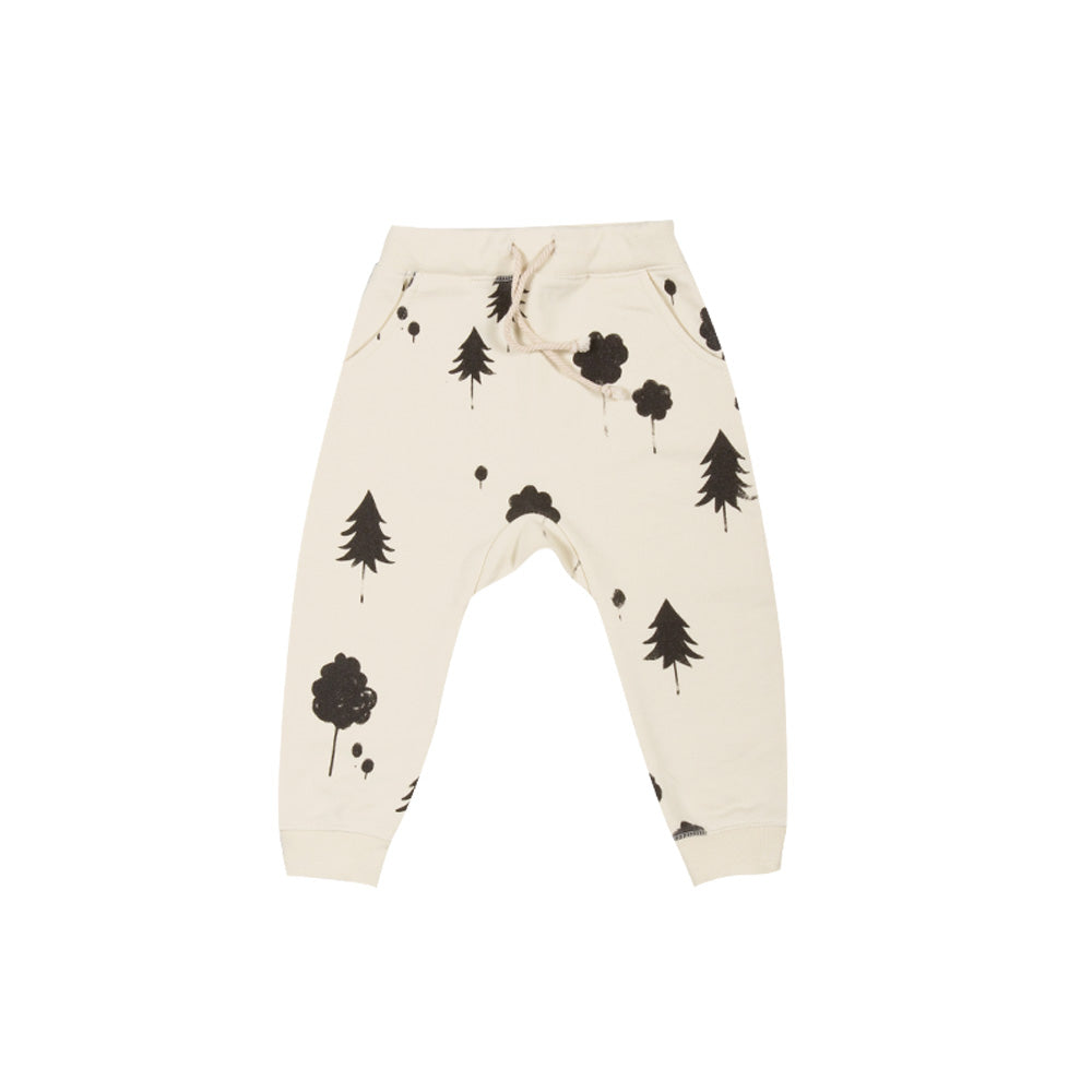 Rylee + Cru Sweat Pant - Forest
