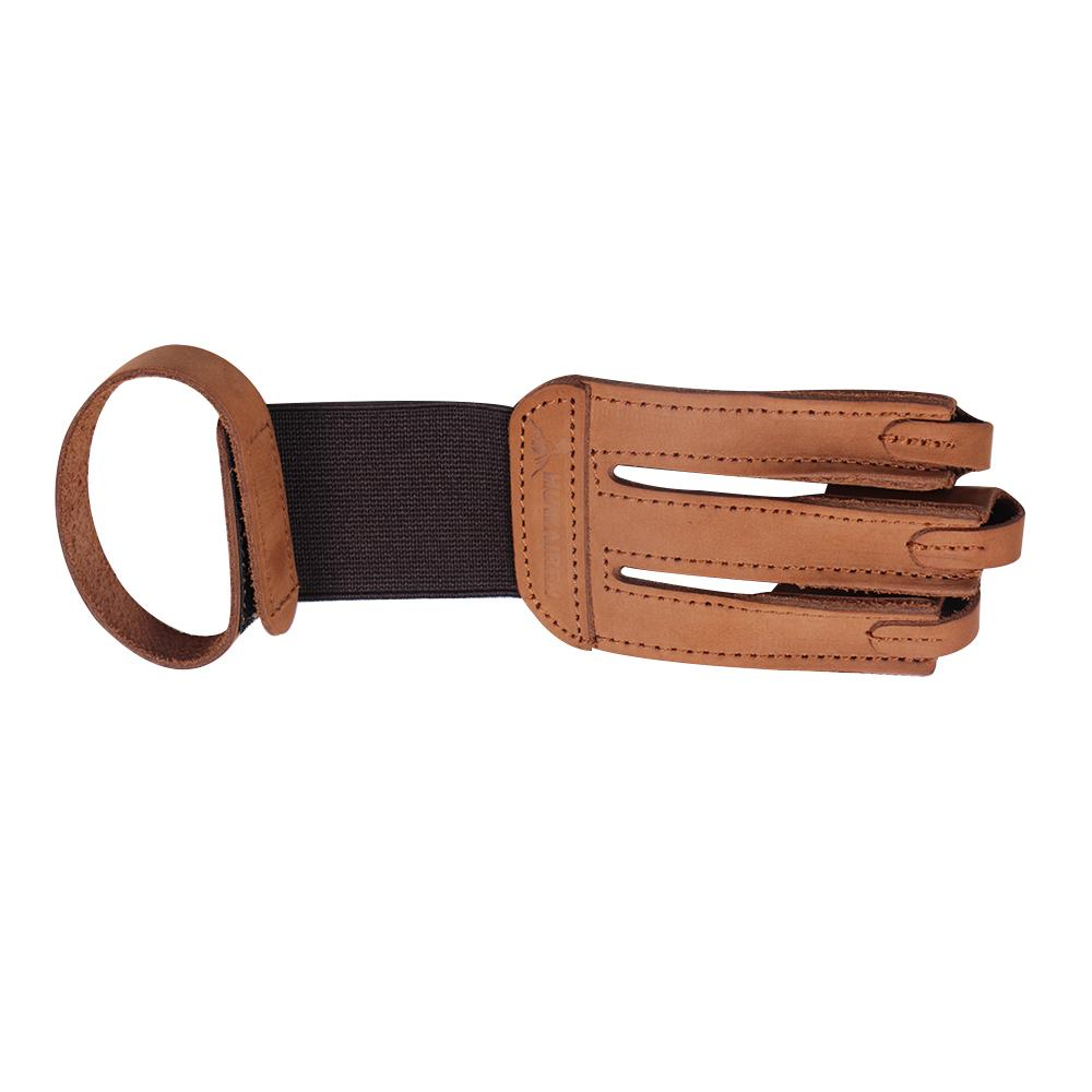 Brown Archery 3-Finger Tab