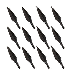 12x 150-grain Traditional Screw-in Arrowheads