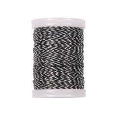 Black Dyneema Bowstring Serving Thread