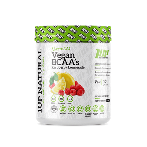 Natural Vegan BCAA/EAA 360g Raspberry Lemonade