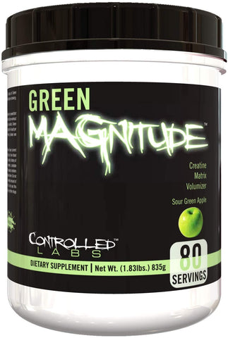Green Magnitude 80 servings