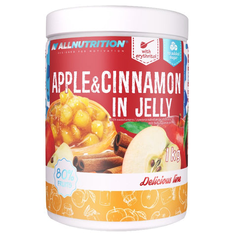 Apple and Cinnamon in Jelly 1kg