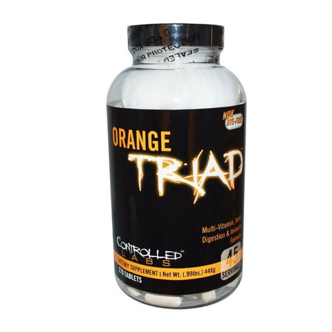 Orange Triad 270 Tablets