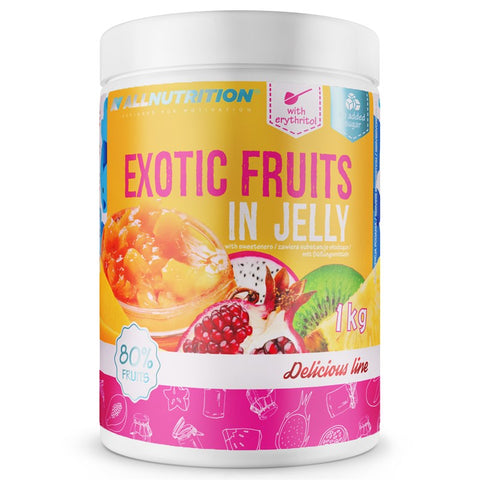 Exotic Fruits in Jelly 1kg