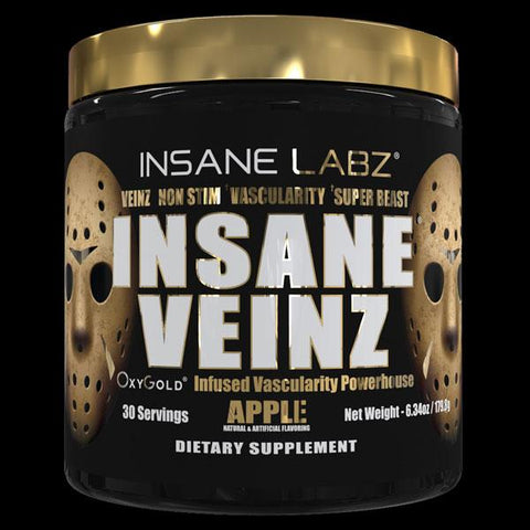 Insane Veinz Gold 30 servings
