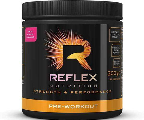 Strength & Performance Pre-Workout 300g
