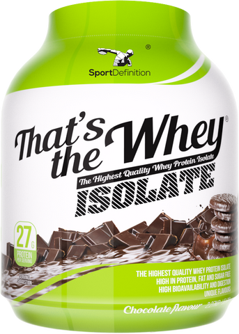 That's The Whey Isolate 2000g-2270g
