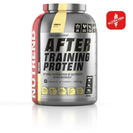 AFTER TRAINING PROTEIN VANILLA 2520g