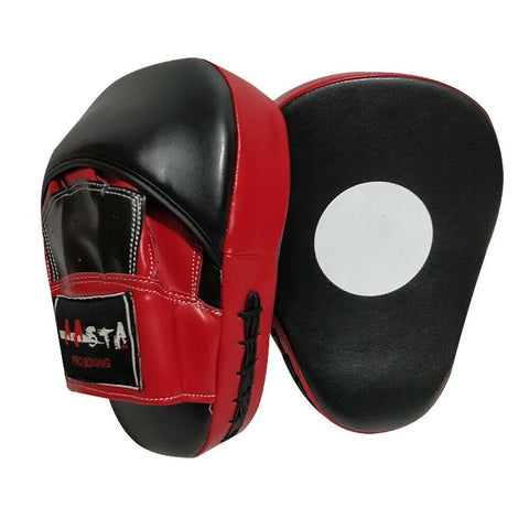 Focus Pads/Boxing/MMA Punching Mitts/Hook & Jab Pads