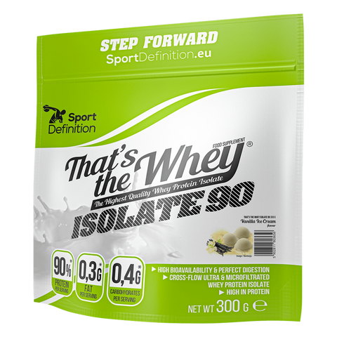 That's The Whey Isolate 300g
