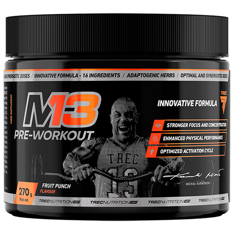 TREC M13 Pre-Workout 330g Limited Edition
