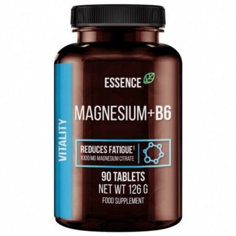 Magnesium Citrate + B6 1000 mg 90 tablets