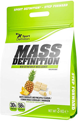 Mass Definition 1kg High Protein Mass Gainer
