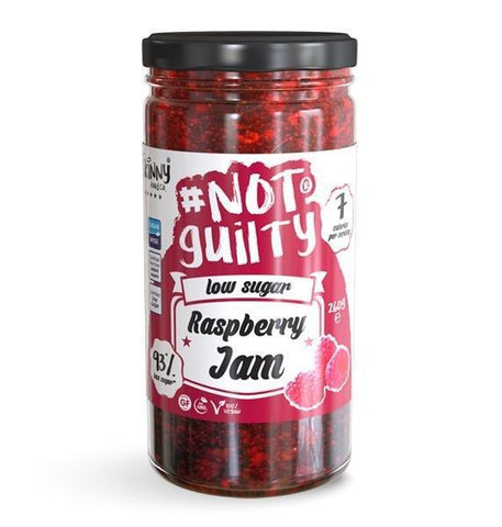 Low Sugar Raspberry Jam 260g