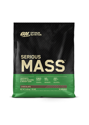 Serious Mass 5,45kg + Creatine 300g FREE