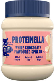 Proteinella White Chocolate Flavoured Spread 400g