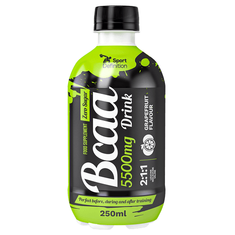BCAA 5500mg RTD 250ml