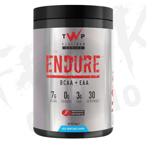 Endure 510g, bcaa + eaa, amino acids, twp, 5055839538151, recovery, electrolytes, trusted by athletes.