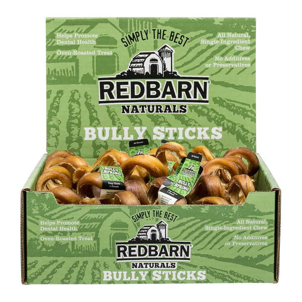 Bully Spring-Dog Treats-redbarn