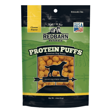 Protein Puffs Cheese Flavor