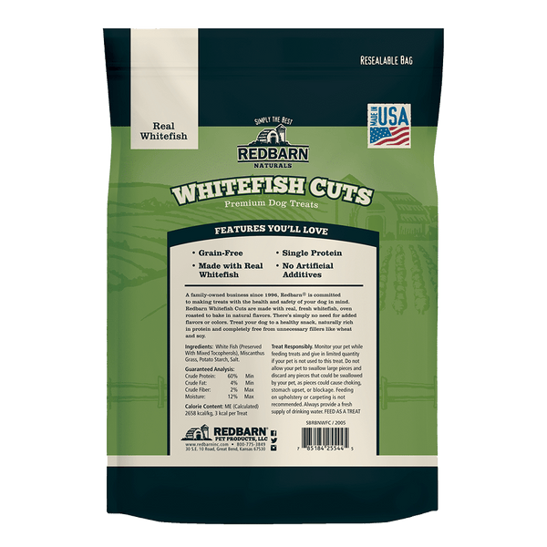Whitefish Cuts- Redbarn