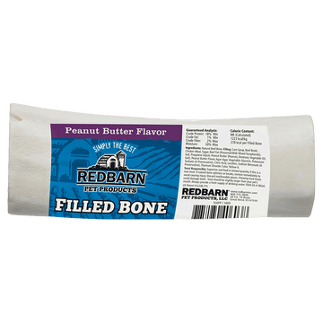 Filled Bone Peanut Butter Flavor