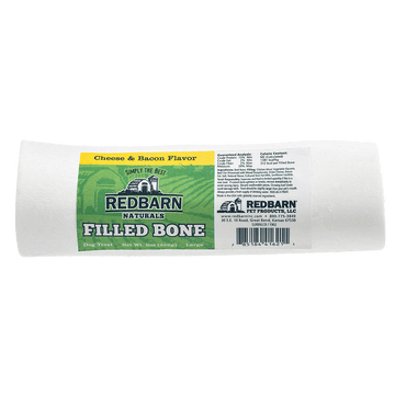 Natural Filled Bone Cheese N' Bacon Flavor