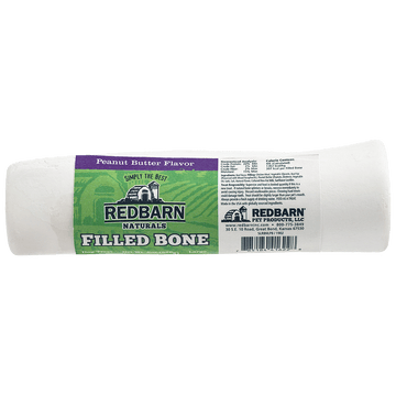 Natural Filled Bone Peanut Butter Flavor