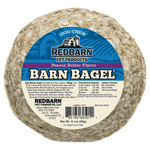 Barn Bagel<sup>®</sup> Peanut Butter Flavor- Redbarn
