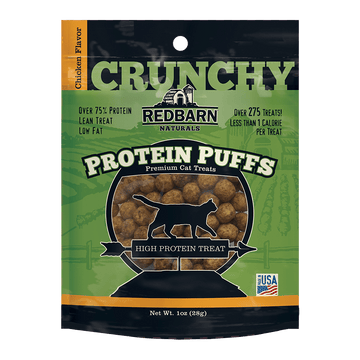 Protein Puffs Chicken Flavor
