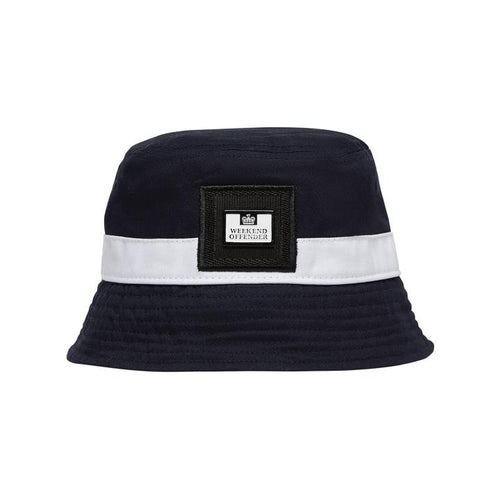 WEEKEND OFFENDER BUCKET HAT NAVY