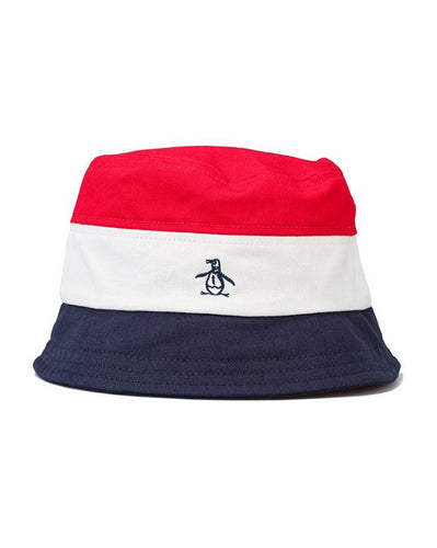 ORIGINAL PENGUIN HUME BUCKET HAT