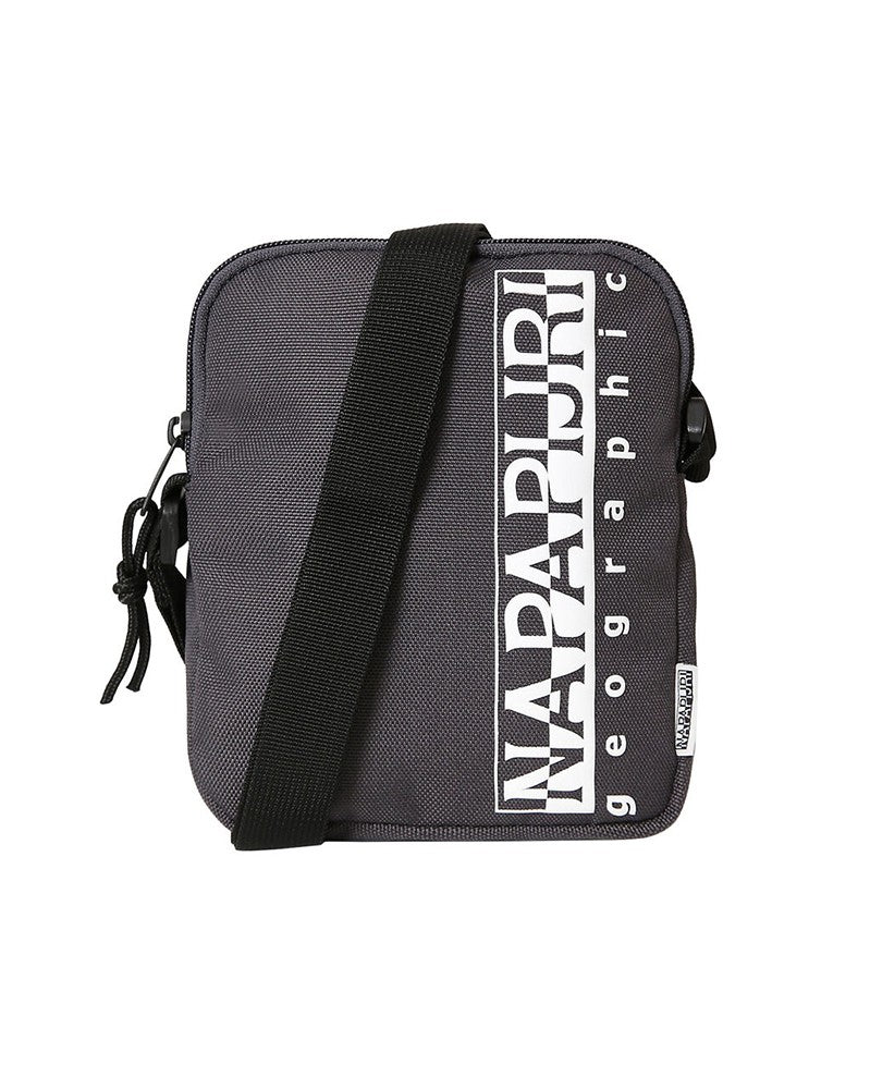 NAPAPIJRI HAPPY CROSS BAG S2 DARK GREY SOLI SASZETKA