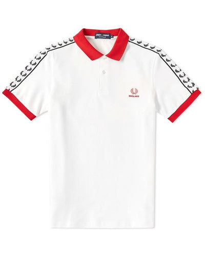FRED PERRY COUNTRY SHIRT ENGLAND POLO