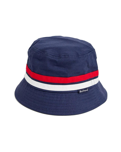 BEN SHERMAN COOPER CORE BUCKET HAT NAVY