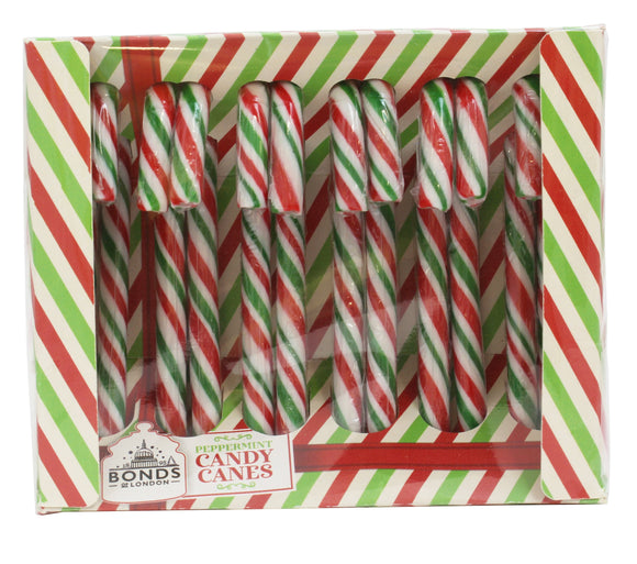 Bonds Peppermint Candy Canes 12 Pack