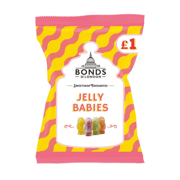Bonds Jelly Babies Bags
