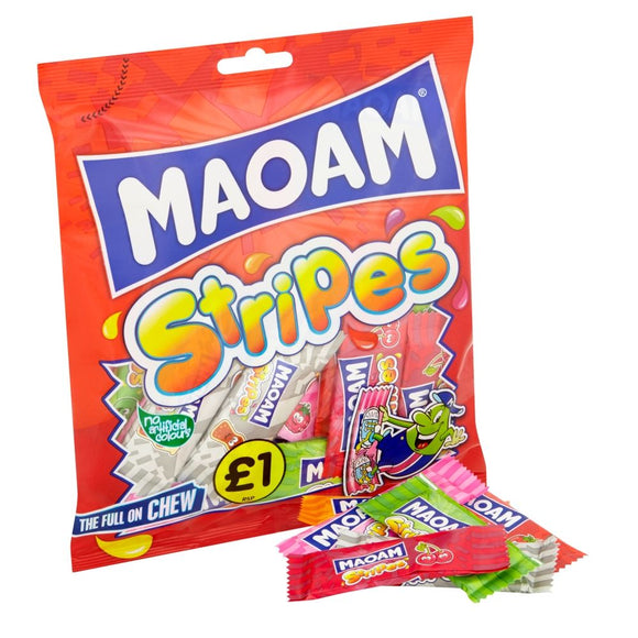 Maoam Stripes Bags