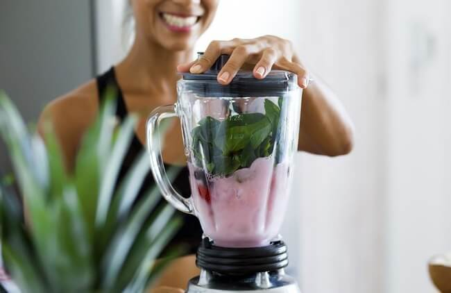 smooth protein shakes