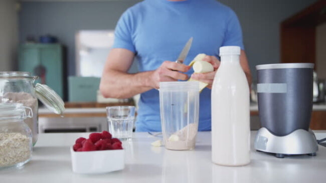 how to make smooth protein shakes