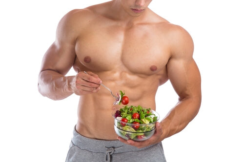 build can you muscle with plant protein