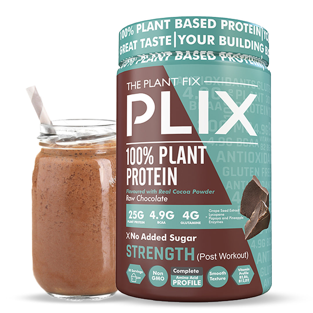 Strength 25G Plant Protein