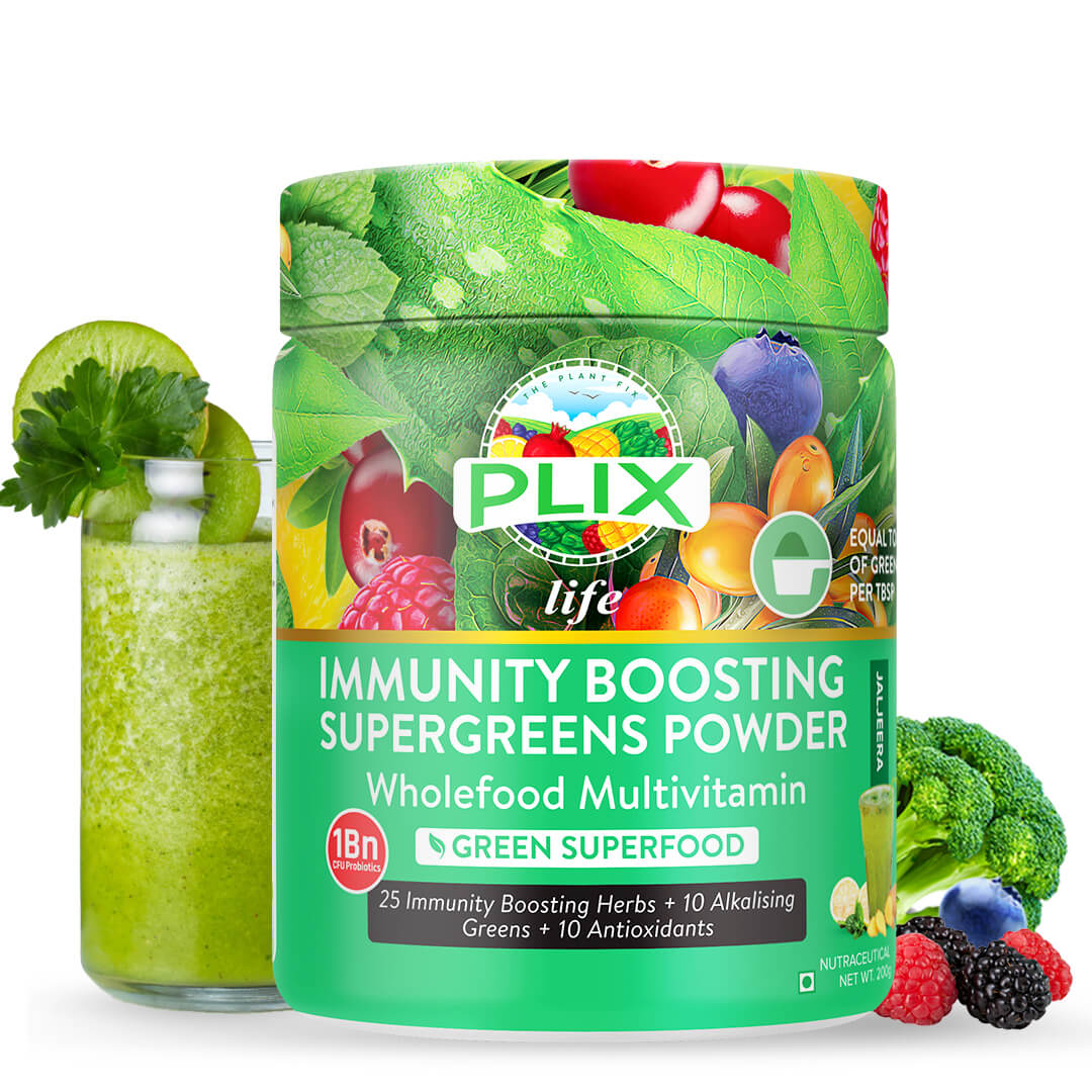 Immunity Boosting Supergreens
