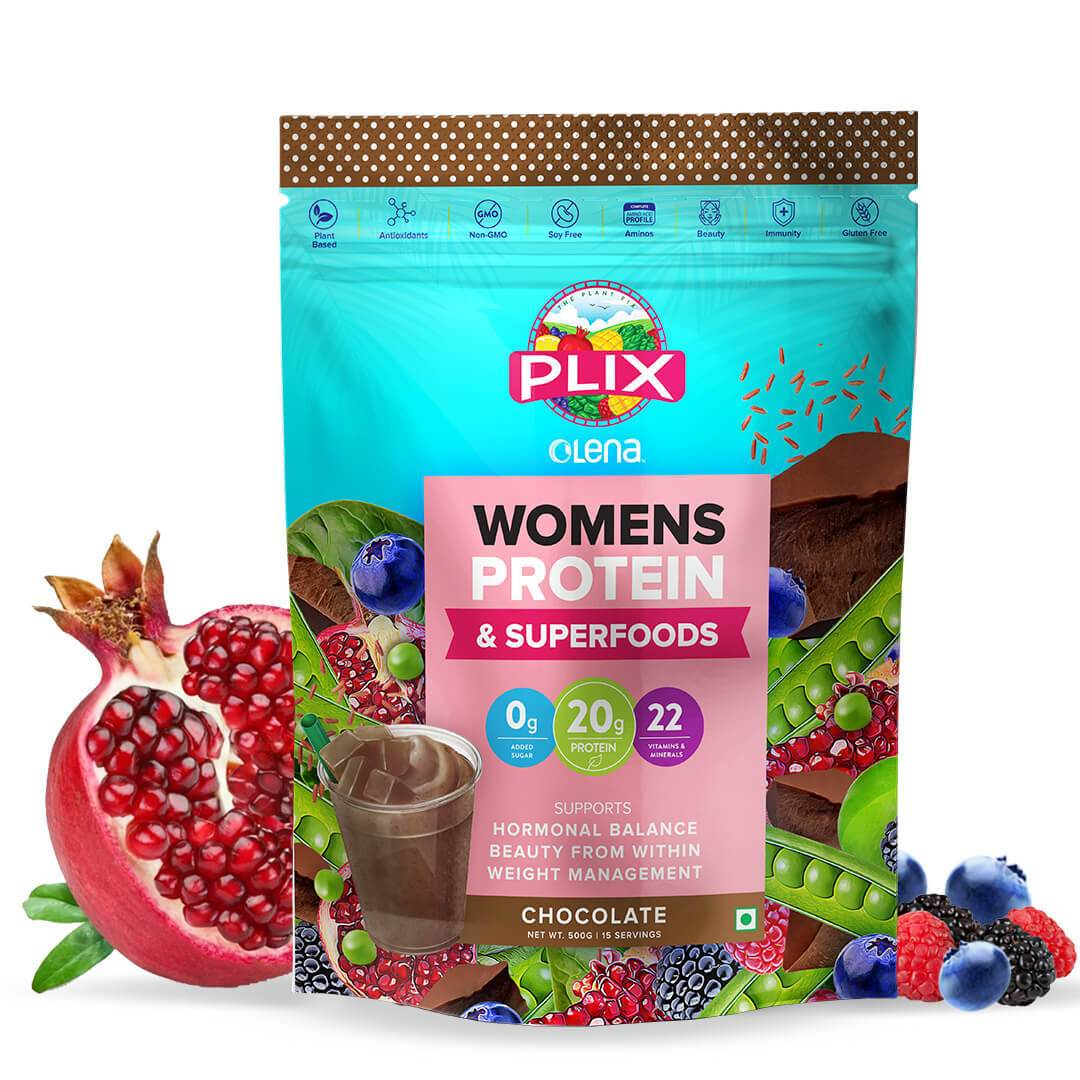 Women's Protein & Super Foods