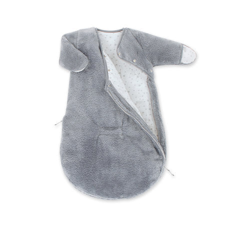 Bemini MAGIC BAG  0-3m bleu gris softy jersey tog 2 149BMINI92SF