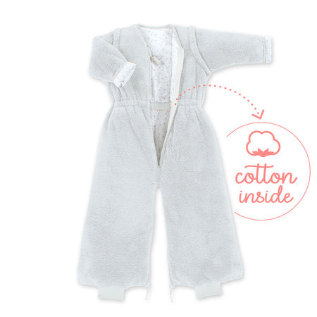 Bemini MAGIC BAG 9-24m gris clair softy jersey tog 2 169BMINI90SF
