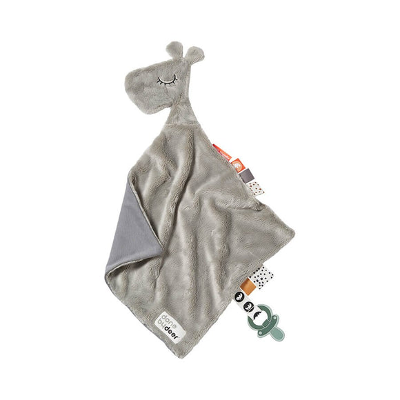 Done by deer doudou - attache sucette Raffi grey 4303055