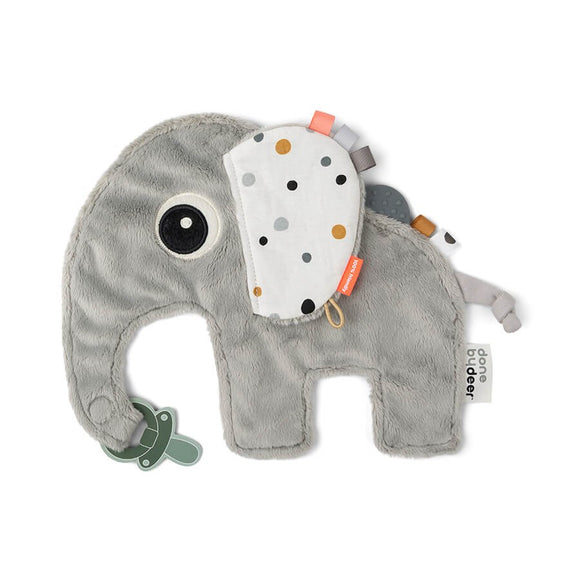 Done by deer Doudou attache sucette Elphee grey 4313805